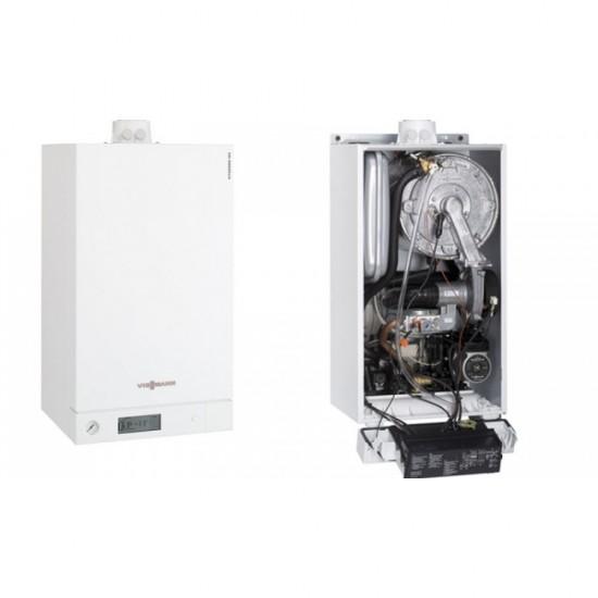Viessmann Vitodens 100-W 26 Kw cu boiler Reflex monovalent 120l (B1HC400)