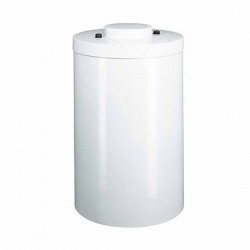 Viessmann Vitodens 100-W, 25 kW, cu boiler bivalent pentru apa calda menajera de 300 litri (Z022918)