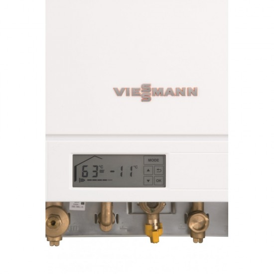 Viessmann Vitodens 100-W 35 Kw cu boiler Vitocell monovalent 200l (B1HC404)