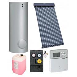 Panou Solar Viessmann Vitosol 200-TM cu boiler bivalent Vitocell de 300L (SK06956)